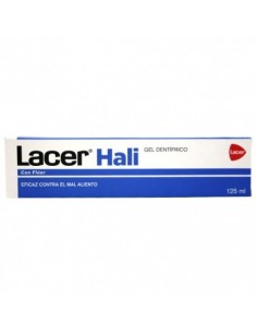 LACER HALI GEL DENTIFRICO 125ML.