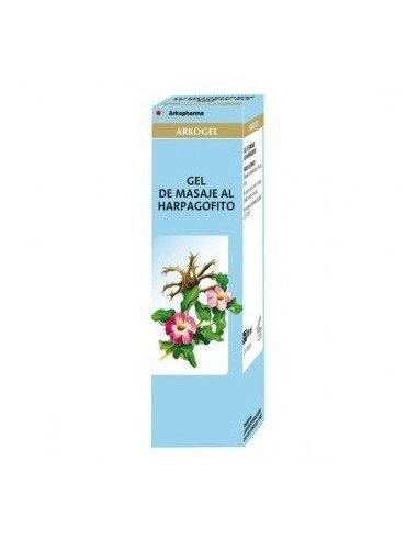 GEL AL HARPAGOFITO 80 ML