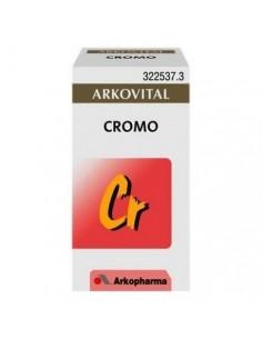 ARKOVITAL CROMO 50 CAP