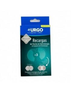 URGO RECARGAS ELECTROTERAPIA PARCHES 3 UN
