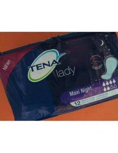 TENA LADY MAXI NIGHT 12 UNI