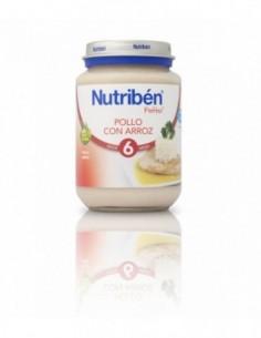 NUTRIBEN JR POLLO ARROZ