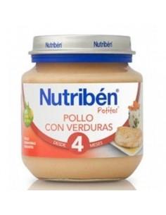 NUTRIBEN INICIO POLLO VERD 130 GR