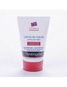 NEUTROGENA CREMA MANOS S/PERF 50ML