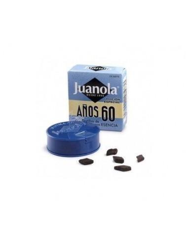 JUANOLA PASTILLAS REGALIZ AÑOS 60