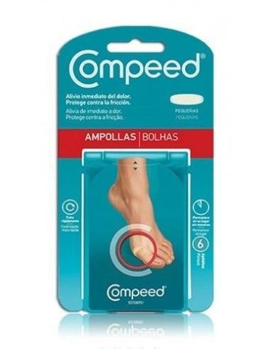 COMPEED AMPOLLAS PEQUEÑO 6UNI