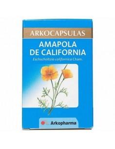 ARKOCAPSULAS AMAPOLA DE CALIFORNIA 240 MG 100 CAPSULAS