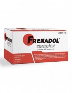 FRENADOL COMPLEX 10 SOBRES GRANULADO SOLUCION ORAL