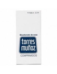 BICARBONATO DE SOSA TORRES MU�OZ 500 MG 30 COMPRIMIDOS