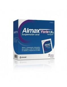 ALMAX FORTE 1.5 G 12 SOBRES SUSPENSION ORAL