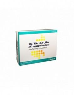 ULTRA-LEVURA 250 MG 20 CAPSULAS (BLISTER)