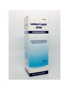 LEVOTUSS 6 MG/ML JARABE 200 ML