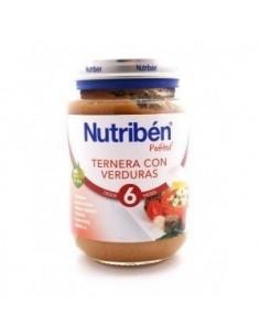 NUTRIBEN 250 TERNERA VERDURAS