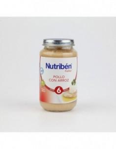 NUTRIBEN 250 POLLO ARROZ