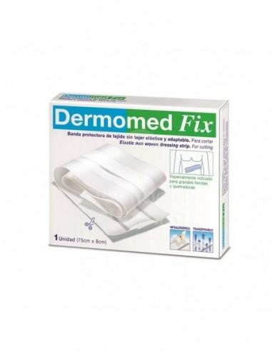 Dermomed Fix Apósito Adhesivo Banda 75 Cm X 8 Cm