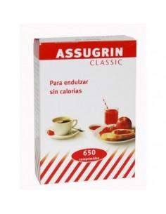 Assugrin Classic Sacarina Y Ciclamato 300 Comp