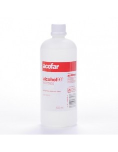 ALCOHOL 96 ACOFAR 500 ML