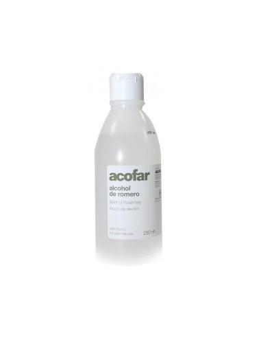 ACOFAR ALCOHOL ROMERO 250 ML