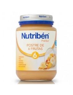 NUTRIBEN JR POSTRE FRUTAS
