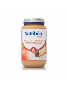 NUTRIBEN 250 POLLO TERN VERD