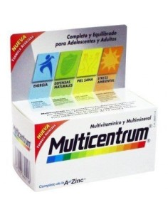 MULTICENTRUM ADULTOS 30 COMP