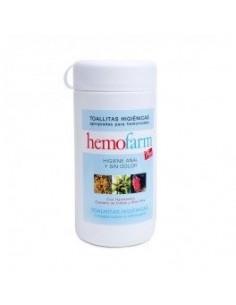 HEMOFARM PLUS 60 TOALLIT BOTE