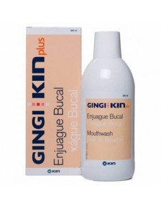 GINGIKIN PLUS ENJUAGUE BUCAL 500ML