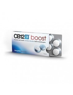 CHICLES MAL ALIENTO CB12 BOOST