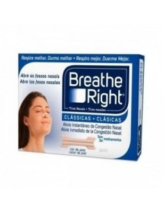 TIRAS NASAL BREATH RIGHT JUNIOR 10UN