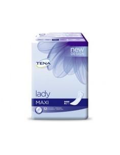 TENA LADY MAXI 12 UN