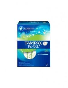 TAMPAX PEARL SUPER 24 UND