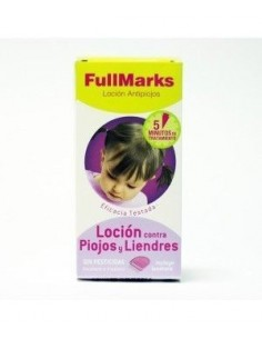FULL MARKS SOL PEDICULICIDA 100X6