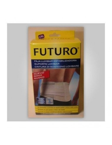 FAJA FUTURO LUMBAR ESTABILIZA L/XL