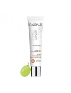 CAUDALIE FLUIDO CON COLOR PIEL PERFECTA FPS20 MEDIUM