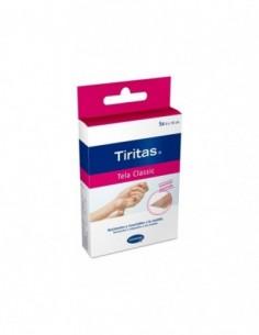 TIRITAS CLASSIC APOSITO ADHESIVO PRECORT 1 M X 6