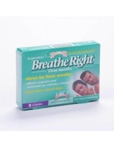 TIRAS NASAL BREATH RIGH GDE MENTO 8UN