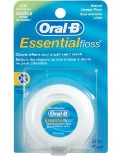 ORAL B SEDA DENTAL ESSEN FLOSS C/CERA 50