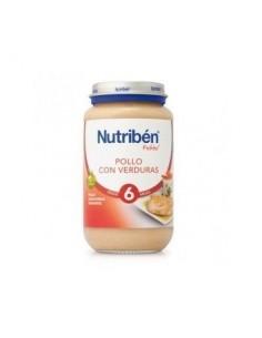 NUTRIBEN JR POLLO VERDURAS