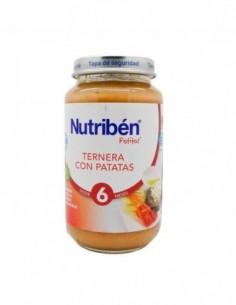 NUTRIBEN 250 TERNERA PATATAS