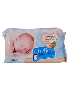 CHELINO FASHION & LOVE TOALLITAS INFANTILES 60 T