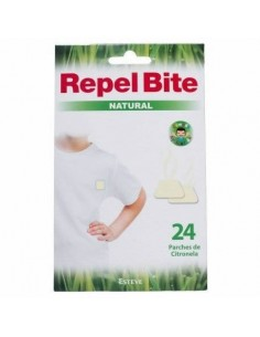 REPEL BITE NATURAL CITRONELLA 24 APLIC