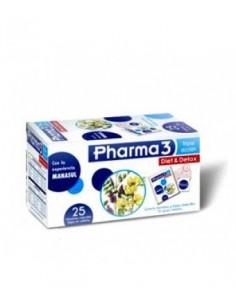 PHARMA 3 25 BOLS