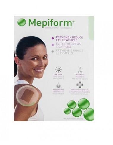 Mepiform Silicona Reductor De Cicatrices 5 X 7