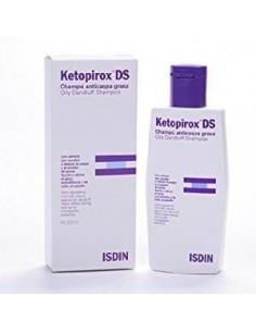 KETOPIROX DS CHAMP ANTICASPA-GRA 200