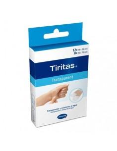 TIRITAS HARTMANN TRANSP 2 TAMAÑOS 20 U
