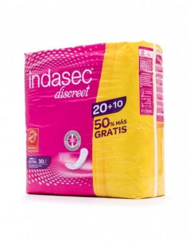 INDASEC DISCRET EXTRA 20+10