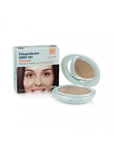 FOTOP.ISDIN COMPACT 50+ BRONCE 10GR