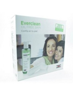 EVERCLEAN PACK GEL PURIF+CEPILLO