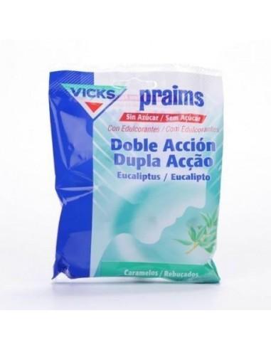 PRAIMS DOBLE ACCION SIN AZUCAR BOLSA