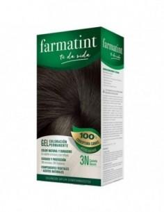 FARMATINT CREMA 3N CASTAÑO OSCURO FTT